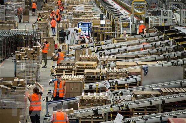 Amazon khang cao yeu cau nop thue 303 trieu USD cua EU hinh anh 1