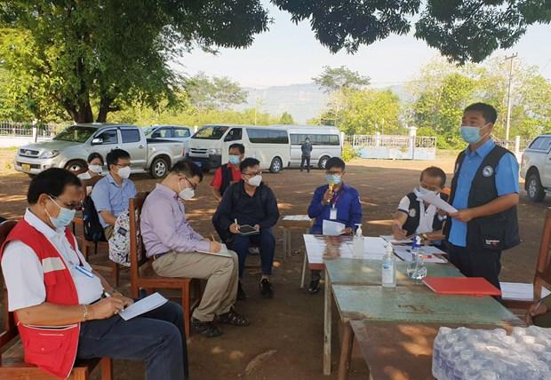 COVID-19: Lao danh gia cao kinh nghiem chuyen gia Viet Nam chia se hinh anh 3