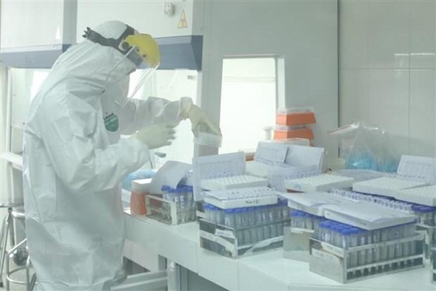 COVID-19: Hai Duong nang cao nang luc xet nghiem SARS-CoV-2 hinh anh 1