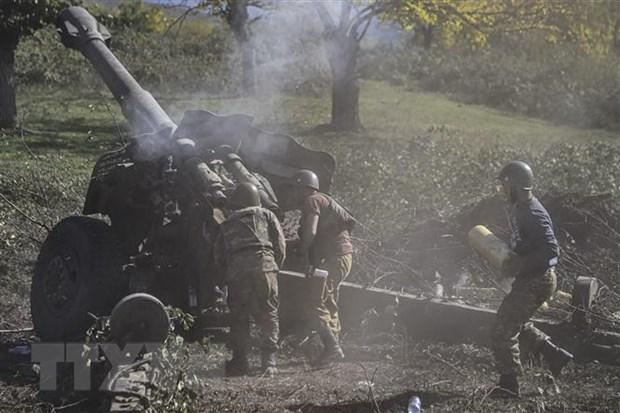 Quan doi Azerbaijan bat 6 binh sy Armenia tai khu vuc bien gioi hinh anh 1
