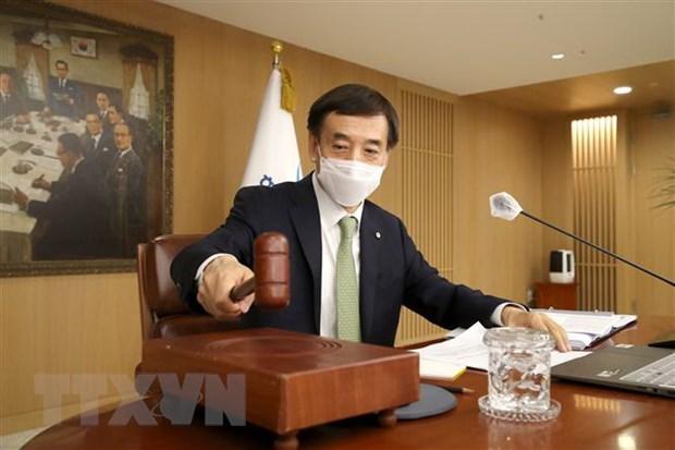 BoK: Kinh te Han Quoc du kien tang truong khoang 4% nam 2021 hinh anh 1