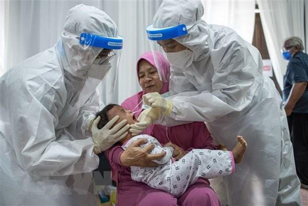 Dich COVID-19 tai DNA: Malaysia tiep tuc co ca mac moi tang cao hinh anh 1