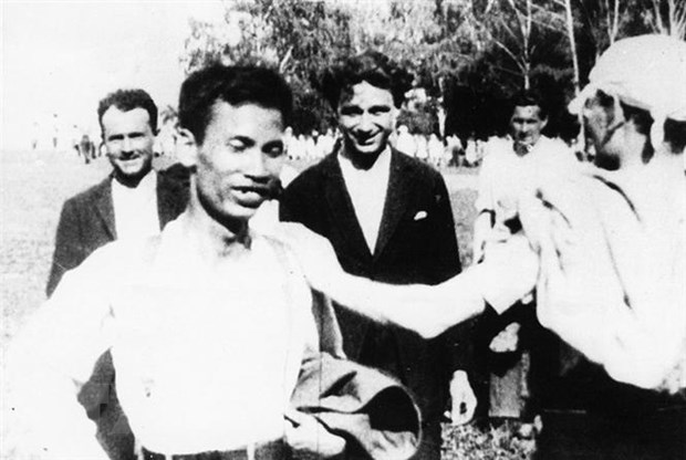 Tro ve noi dau tien in dau chan Chu tich Ho Chi Minh o Lien Xo hinh anh 2