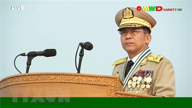 ASEAN ho tro chinh phu Myanmar tim kiem giai phap hoa binh hinh anh 1