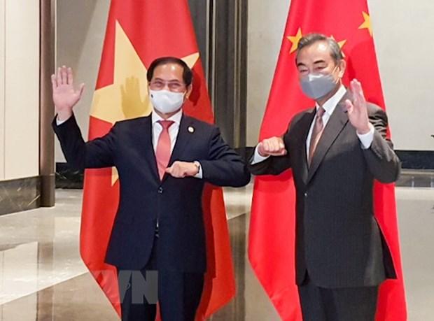 Thuc day tong the cac mat hop tac trong quan he Viet Nam-Trung Quoc hinh anh 1