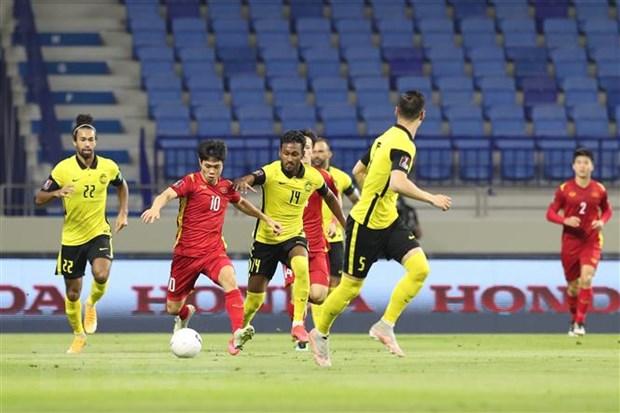 Vong loai World Cup 2022: Thua Viet Nam, Malaysia tan giac mo hinh anh 1