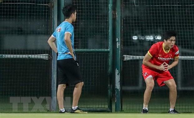 Vong loai World Cup: Quang Hai san sang, Tuan Anh kho du tran gap UAE hinh anh 1