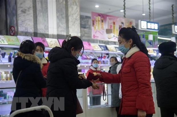 Han Quoc de ngo cung cap vaccine ngua COIVD-19 cho Trieu Tien hinh anh 1