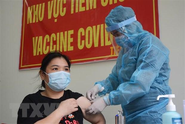 Nhat Ban se cap 1 trieu lieu vaccine phong COVID-19 cho Viet Nam hinh anh 1