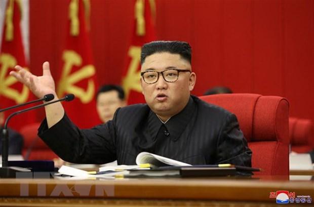 Ong Kim Jong-un: Trieu Tien chuan bi ca doi thoai va doi dau voi My hinh anh 1