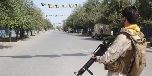 Giao tranh voi quan doi Afghanistan, 6 tay sung Taliban bi tieu diet hinh anh 1