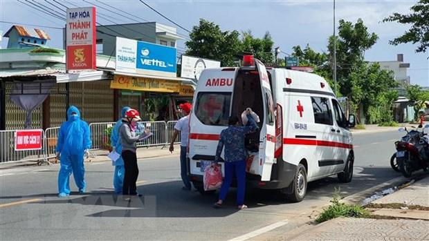 Tinh hinh tiem vaccine tai Bac Ninh, Kien Giang, Ba Ria-Vung Tau hinh anh 2
