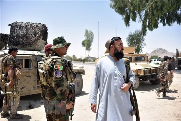 Nga, Anh va Trung Quoc hoi thuc on dinh tinh hinh tai Afghanistan hinh anh 1