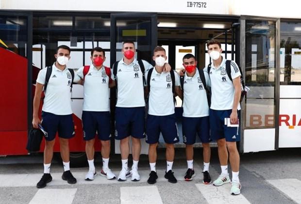 Nhung ung cu vien cho HCV bong da nam tai Olympic Tokyo 2020 hinh anh 1