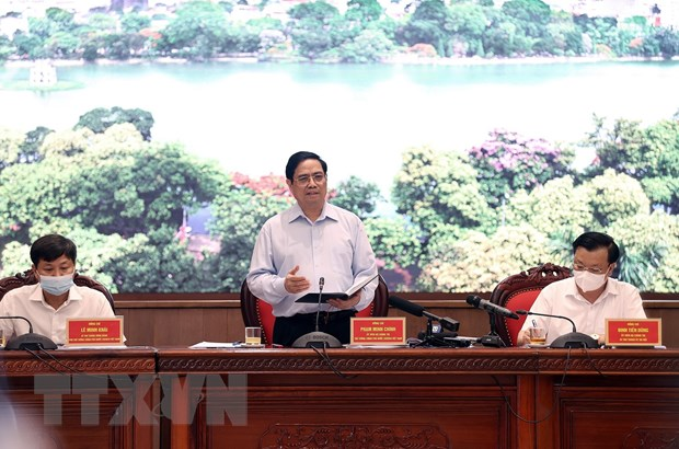 Thu tuong chi dao Ha Noi can uu tien suc khoe nguoi dan la tren het hinh anh 1