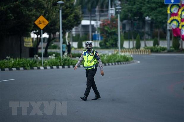 Dich COVID-19: Indonesia se dan mo cua neu so ca moi giam hinh anh 1