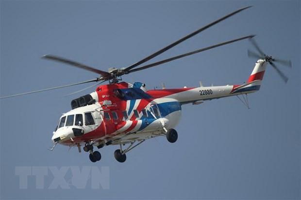 Nga, UAE ky thoa thuan cung cap may bay truc thang Mi-171A2 hinh anh 1