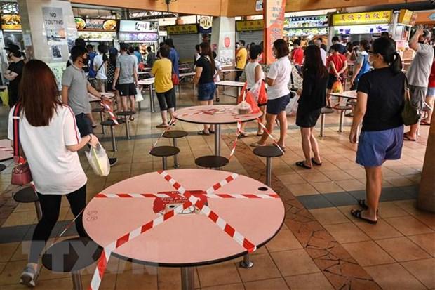 Singapore phuc hoi kinh te tu suy thoai nhung van tiem an nhieu rui ro hinh anh 1