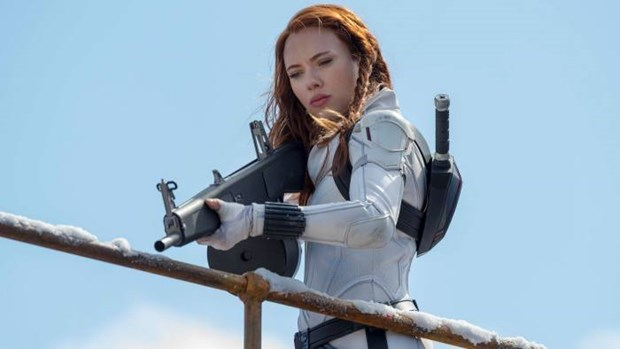 Minh tinh Scarlett Johansson kien hang Disney vi pham hop dong hinh anh 1
