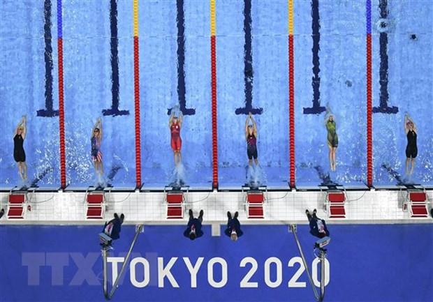 Olympic Tokyo: Huy mot so thanh tich vi vi pham quy tac phong dich hinh anh 1