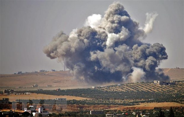 Cac ben lien quan tai Syria dat duoc thoa thuan ngung ban o tinh Daraa hinh anh 1