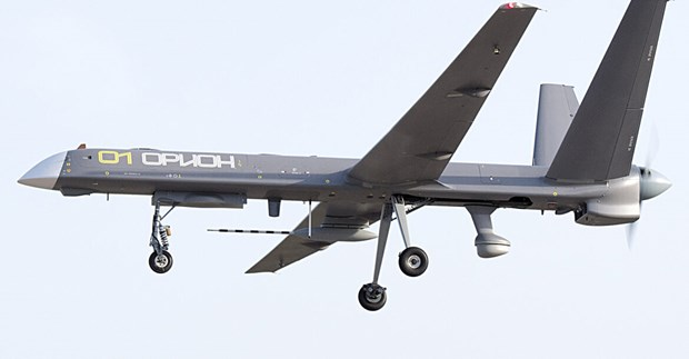Sputnik: Nga che tao UAV co the su dung cho chien tranh hat nhan hinh anh 1