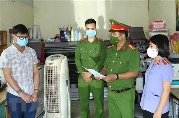 Quang Binh khoi to them mot doi tuong vu an lam gia con dau, tai lieu hinh anh 1