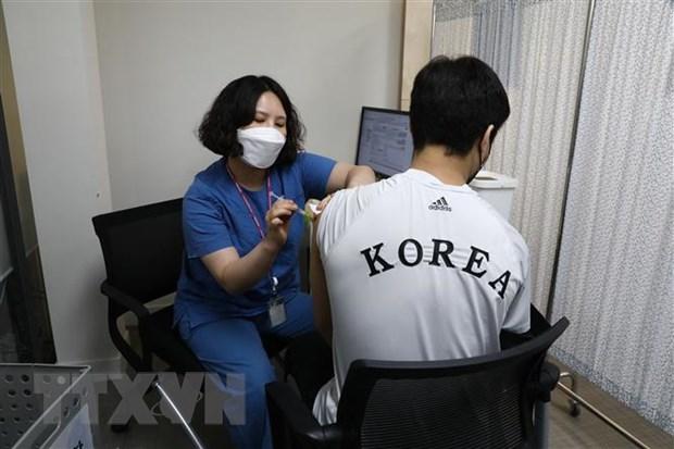 Han Quoc ky hop dong mua them 30 trieu lieu vaccine cua Pfizer hinh anh 1