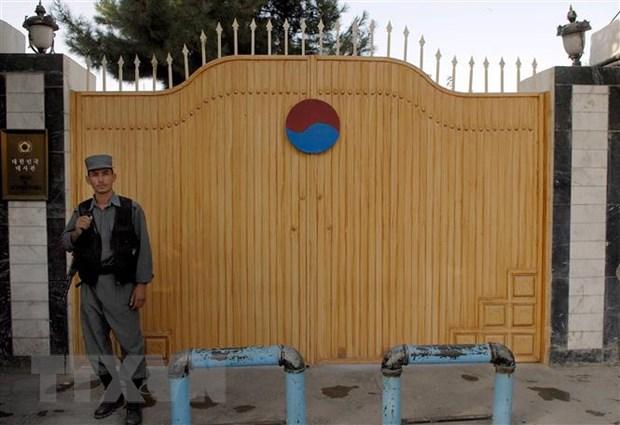 Tong thong Han Quoc ra lenh so tan cong dan khoi Afghanistan hinh anh 1