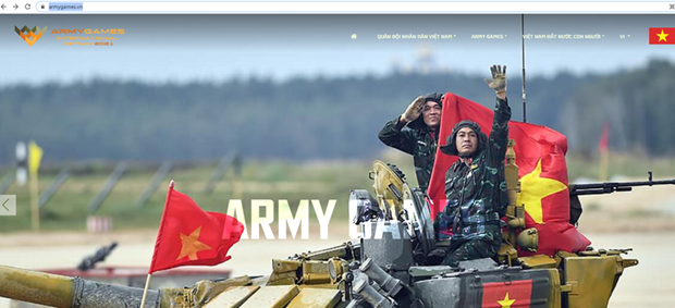 Nga danh gia cao su chuan bi cua Viet Nam cho Army Games 2021 hinh anh 2