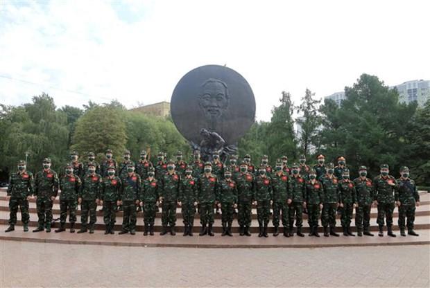 Nga danh gia cao su chuan bi cua Viet Nam cho Army Games 2021 hinh anh 1
