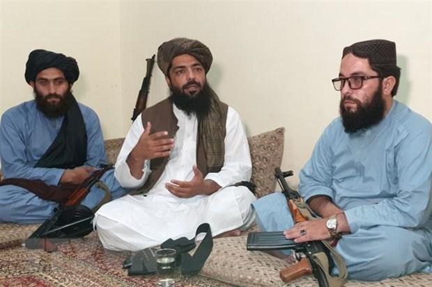 EU: Taliban tiep quan Afghanistan la su kien lon nhat tu sau vu Crimea hinh anh 1