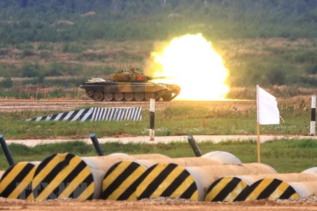 Bo Quoc phong Nga cong bo noi dung dien dan, hoi thao tai Army Games hinh anh 1