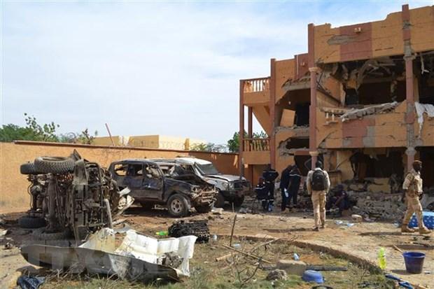 It nhat 15 binh sy Mali thiet mang trong vu phuc kich o mien Trung hinh anh 1