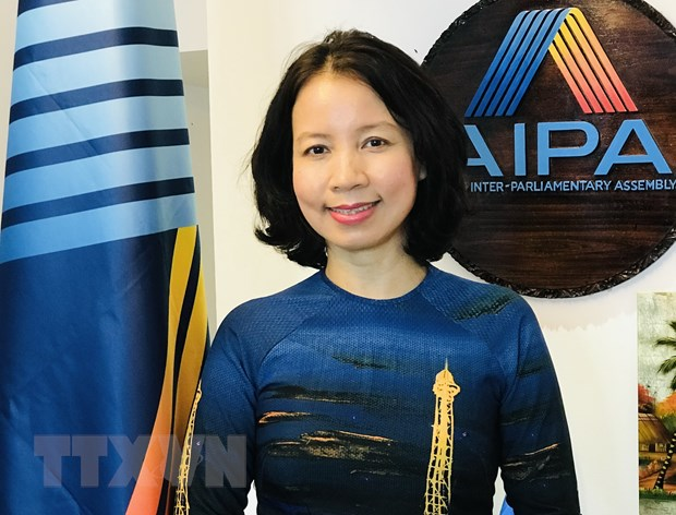 Tong Thu ky AIPA keu goi vuot qua thach thuc, thuc day Cong dong ASEAN hinh anh 1