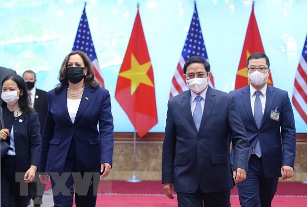 Nha Trang ra thong cao ve quan he doi tac toan dien Viet Nam-Hoa Ky hinh anh 1