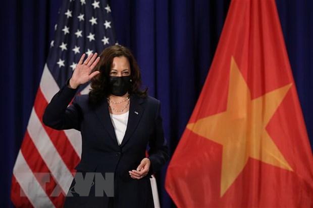 Nha Trang ra thong cao ve quan he doi tac toan dien Viet Nam-Hoa Ky hinh anh 2