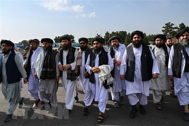 An Do tiep xuc voi dai dien chinh tri cua luc luong Taliban tai Qatar hinh anh 1