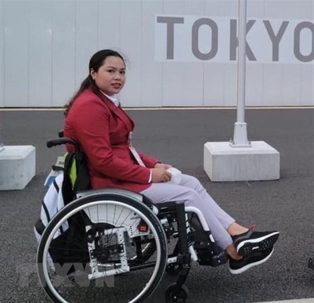 Paralympic Tokyo: Anh tro lai so 2, Viet Nam het co hoi co huy chuong hinh anh 1