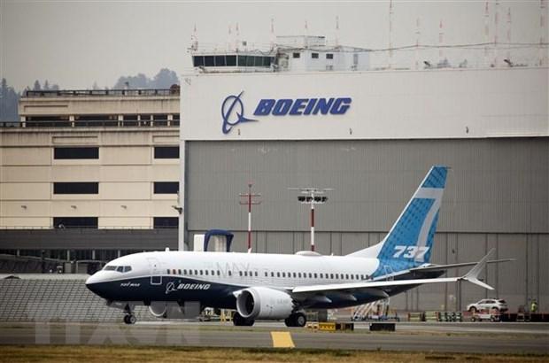 Singapore do bo lenh cam bay voi Boeing 737 MAX sau 2 nam hinh anh 1