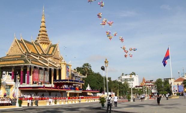 Campuchia cong bo dang cai su kien ben le Hoi nghi cap cao ASEM 13 hinh anh 1