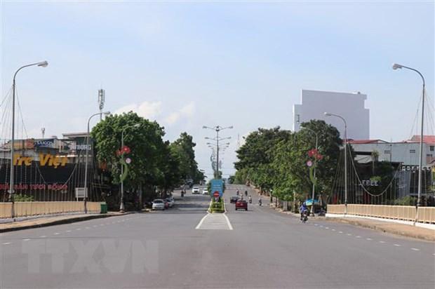 Quang Ngai, Quang Tri day nhanh xet nghiem COVID-19 cho dan hinh anh 2