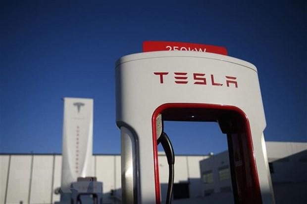 Tesla lo thieu nhan vien lam viec cho nha may moi san xuat xe tai hinh anh 1