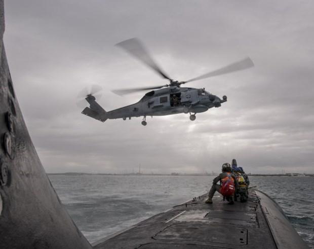 Australia dừng hoạt động của trực thăng Seahawk sau một vụ tai nạn