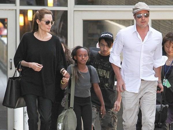 Angelina Jolie va Brad Pitt sap nhan them con nuoi tu Syria? hinh anh 1