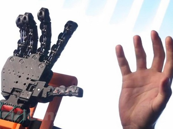 Ban tay robot