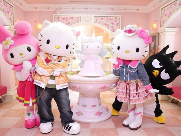 Phim ve Hello Kitty se co kinh phi len toi 240 trieu USD hinh anh 1
