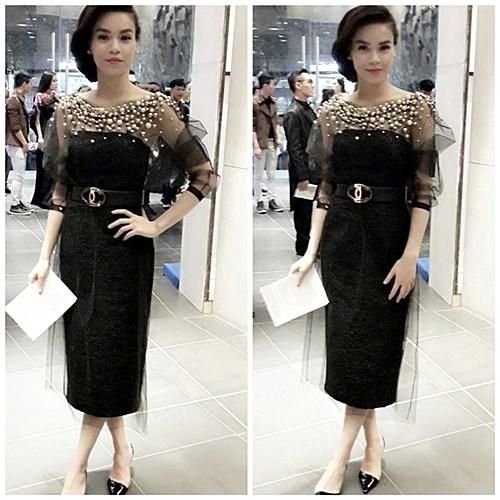 Toc bui khuay dao ca showbiz Viet lan san dien the gioi hinh anh 8