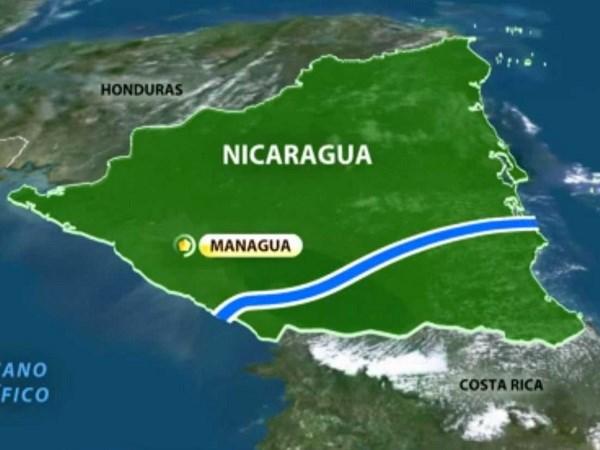 Sieu du an kenh dao Nicaragua kha thi ve mat moi truong hinh anh 1