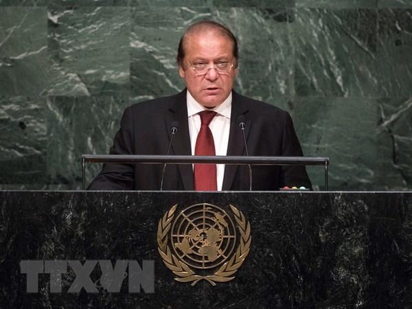 Thu tuong Pakistan toi My de ban ve thoa thuan hat nhan dan su hinh anh 1